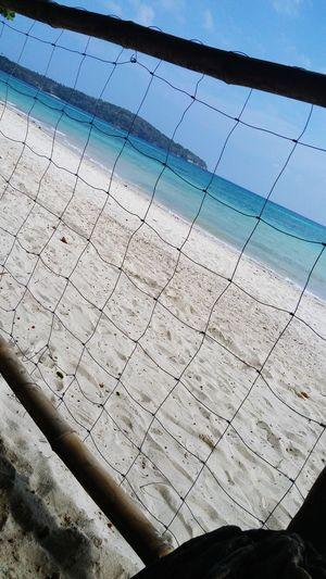 Beach Beauty In Nature Gumasa Beach, Glan NATUREISLOVE Bluewaters WhiteSandBeach Whitesand