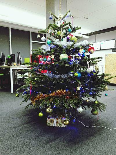 Elfs put first Christmas present ^_^ First Eyeem Photo
