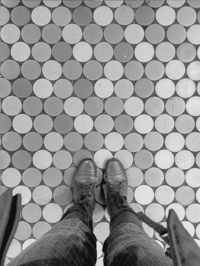 Circle Body Part Human Body Part Human Foot Human Leg Human Limb Low Section Metropolitan Patterns Subway Platform Unrecognizable Person 10