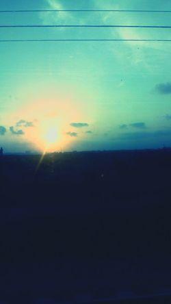 Sun🌅 Beauty In Nature No People Beauty Orizon Summer