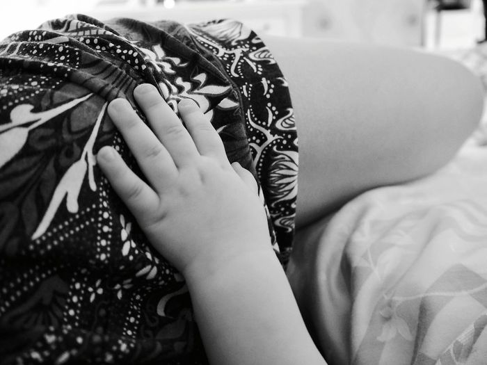 My babygirl sleeping Human Body Part Close-up Baby Babyhand Thigh Olympus OM-D E-M10 Mark II Happiness Blackandwhite Blackandwhite Photography EyeEmNewHere Black And White Friday Inner Power #NotYourCliche Love Letter Moms & Dads