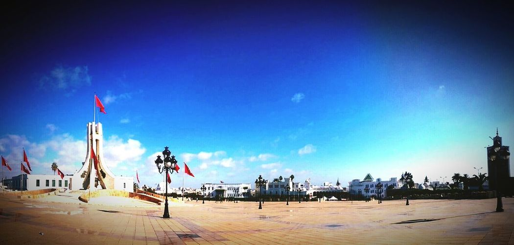 Tunisia ❤❤❤❤❤ Monuments Photography Walking Around Excercising People Watching Followme Love View Monumental Buildings Urban Tunisia Beautiful