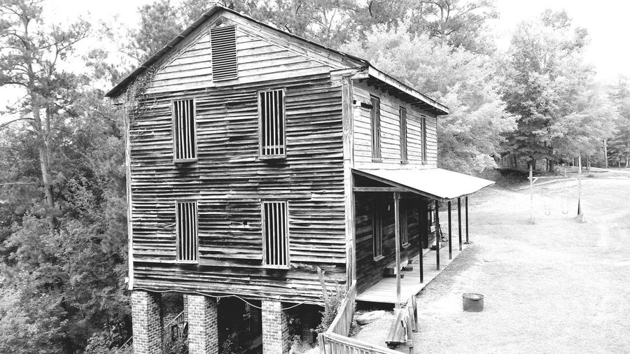 Built Structure House Building Exterior Architecture Tree Wood - Material No People Outdoors Day Popular Photos Eyemphotography Mississippi Travel Dunns Falls
