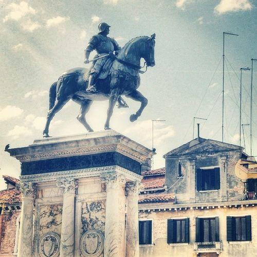 венеция памятник непомнюкому наемник полководецспасВенециюмолодец
