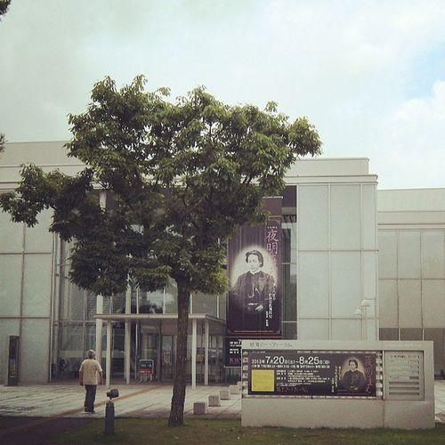 """『知られざる日本写真開拓史""""夜明けまえ""""』展を見に来ました。"""