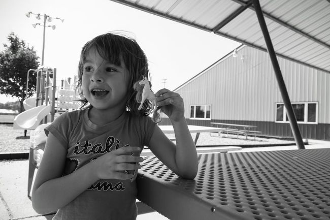 Visual Journal June 2017 Clatonia, Nebraska A Day In The Life B&W Portrait Camera Work Clatonia, Nebraska EyeEm Masterclass EyeEm Gallery FUJIFILM X-T1 Fujinon 10-24mm F4 Getty Images Nikon Sb800 Photo Essay Visual Journal Childhood Elementary Age Framing The View Front View Happiness Kidsphotography Lifestyles Photo Diary Portrait Practicing Photography Real People Small Town Stories Smiling