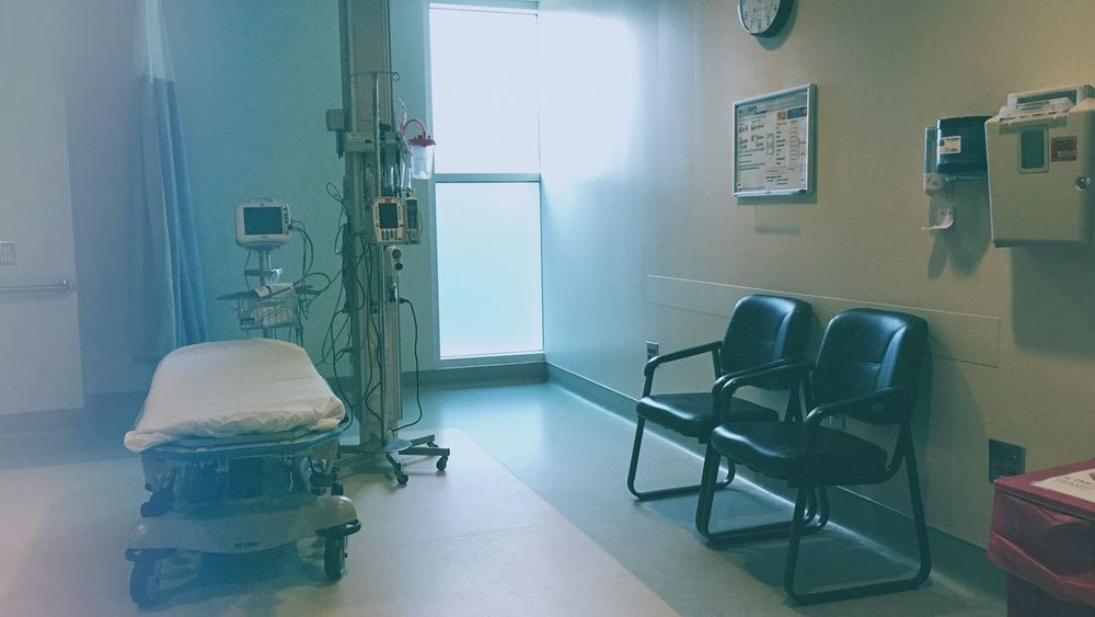 Hospital room Indoors  Chair No People Home Interior Table Furniture Architecture Domestic Room Day