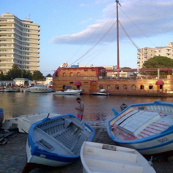 Bizerte Tunisie Vieux port