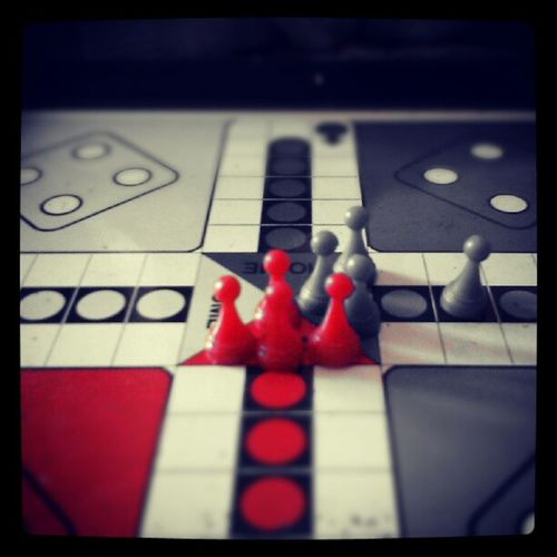 Merah menang!!! Dramatis banget