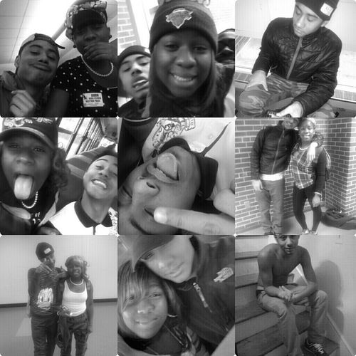 Chamiyah Rowland Our friendship Goes a little something like this ♥ : Best friend,Everything , My hedache , My shawty , My downfall , he's a pain in the ass but I love da kidd , I put him before any Nigga ♥ , we grewup together #My fagget , my cuteass bes
