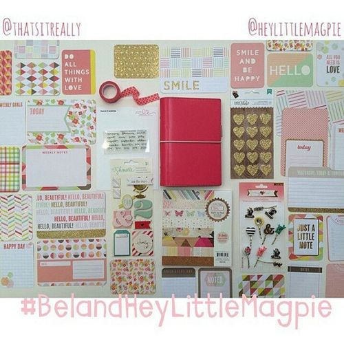 Thanks to @thatsitreally @heylittlemagpie for this awesome giveaway Belandheylittlemagpie