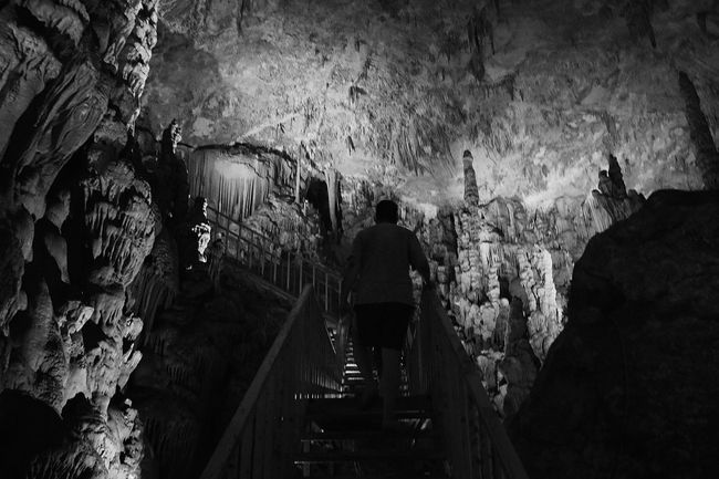 Girendere Mağarası Blackandwhite Siyah Ve Beyaz B&w Siyahbeyaz S&B Blackandwhite Photography Father
