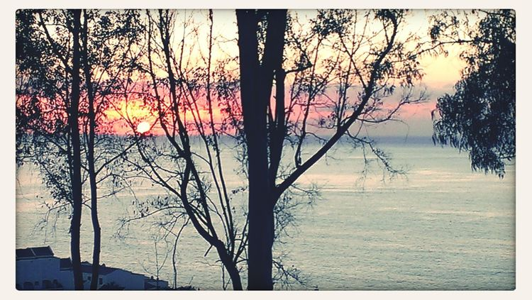 Mediocre Sunset don't ya think?