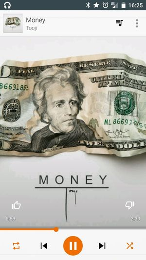 Music Tooji Money