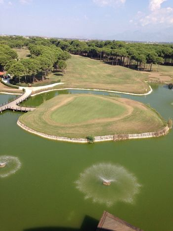 Belek Golfing Being Tiger Woods Enjoying Life