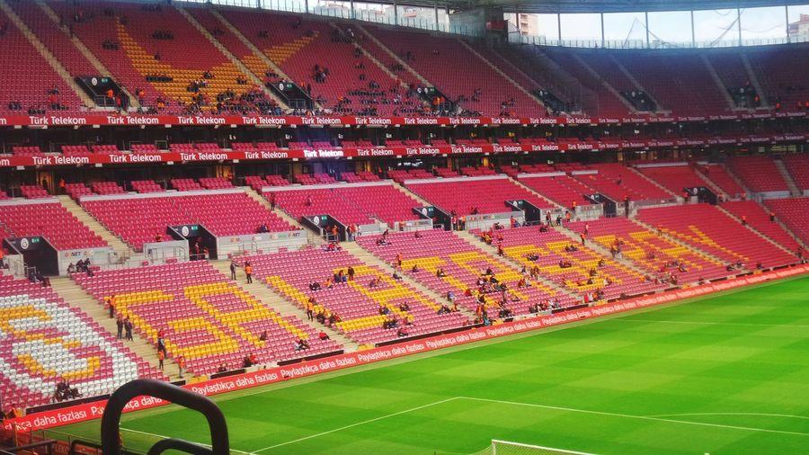 Cehennem Ttarena Cimbom Welcometocehennem Gs Galatasaray Cimbom 💛❤️ UltrAslan UltrAslanÜni UltrAslankocaeli Türk Telekom Arena Stadium Sport Sports Venue Istanbul Aslantepe Alisamiyenarena