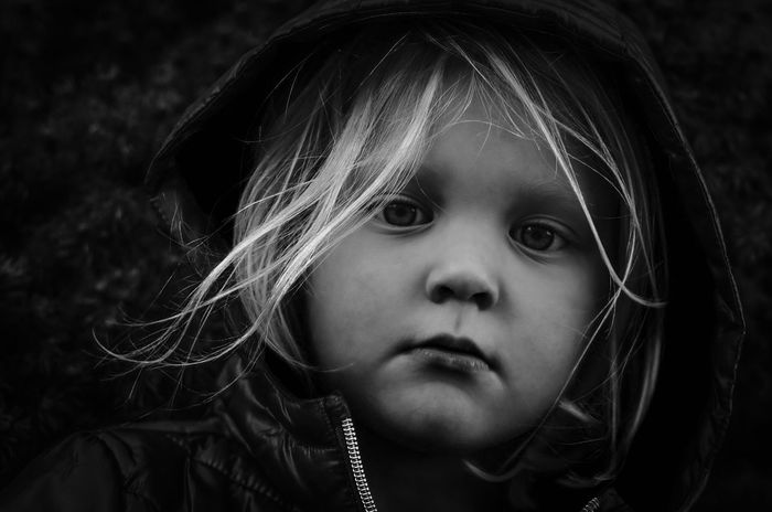 Trying some black & white. My daughter <3 Childhood Innocence Headshot Focus On Foreground Girls One Person Real People Close-up Outdoors Day People Bnw_captures Bnwphotography Bnw_collection Bnw_planet Bnw Photography Bnw Bnwmood Bnw Portrait Bnw_magazine Bnw_worldwide Bnw_life Bnw_society Bnw_maniac