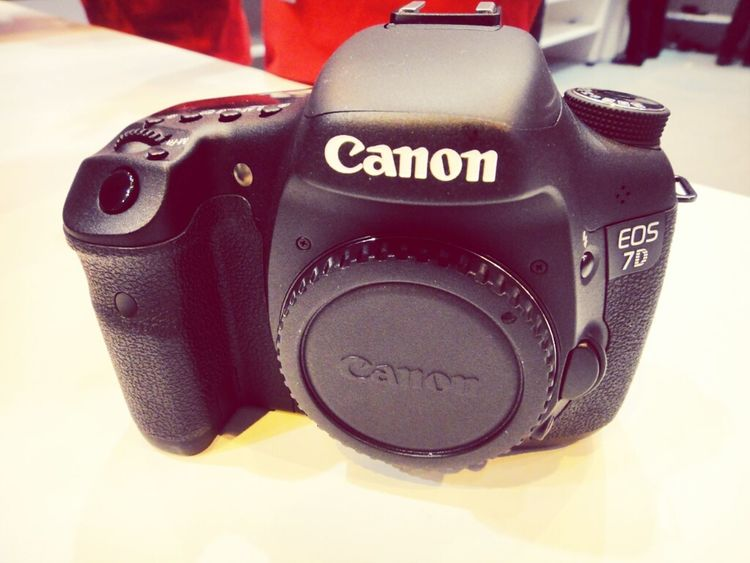 Camera Photo DSLR Canon 7D
