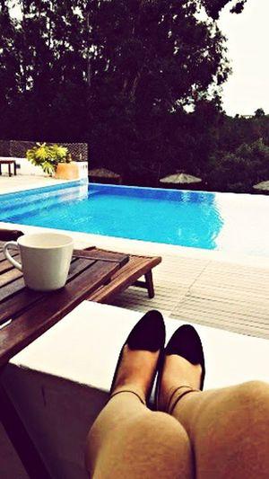 Check This Out Hanging Out Relaxing Taking Photos Enjoying Life That's Me Alentejo Pool WokeUpLikeThis Love Traveling