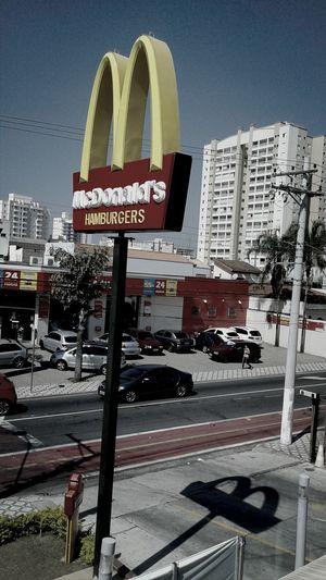 Taubaté McDonald's Taubatexas Beautiful Day