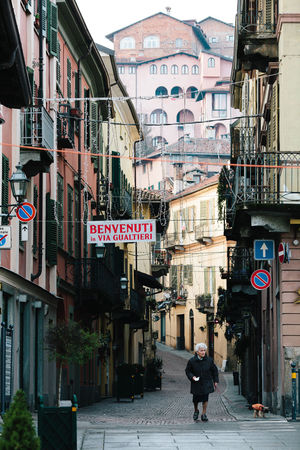 1 135mm Architecture Building Exterior Canonphotography Christmas Christmas Lights City Cityscape Day Outdoors Saluzzo  Town Travel Destinations