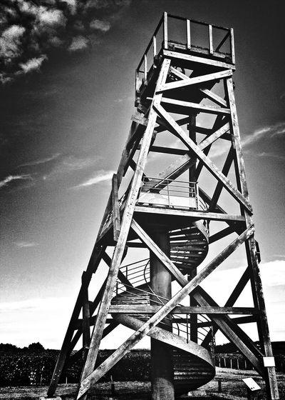 Bnw_friday_eyeemchallenge Escaliers Des vignes et des mines