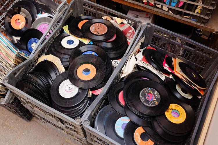 Single records,