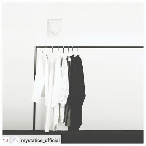 We pursue the fine balance between simplicity and delicacy. We commit to original designs which are inspired by spatial elements around us. We may compromise quantity but never quality. Newbrand Brandclothing Mystatice New Fashion Hkfashion HongKong Design Love ♥ Stylish Life 2017 Fashionbrand