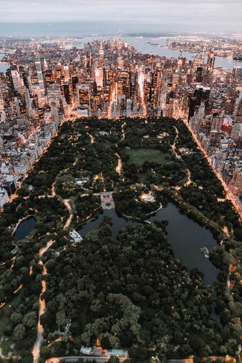 Central Park from above Central Park NYC Helicopter Drone  New York Concrete Jungle EyeEmNewHere