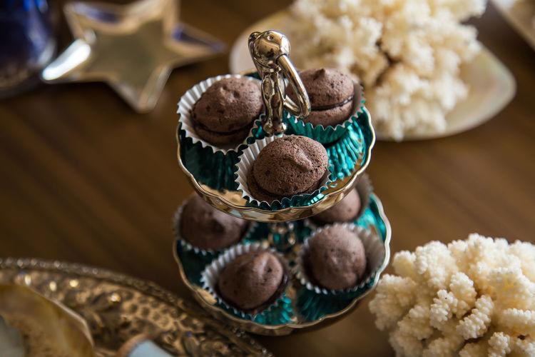 Chocolate muffin cake