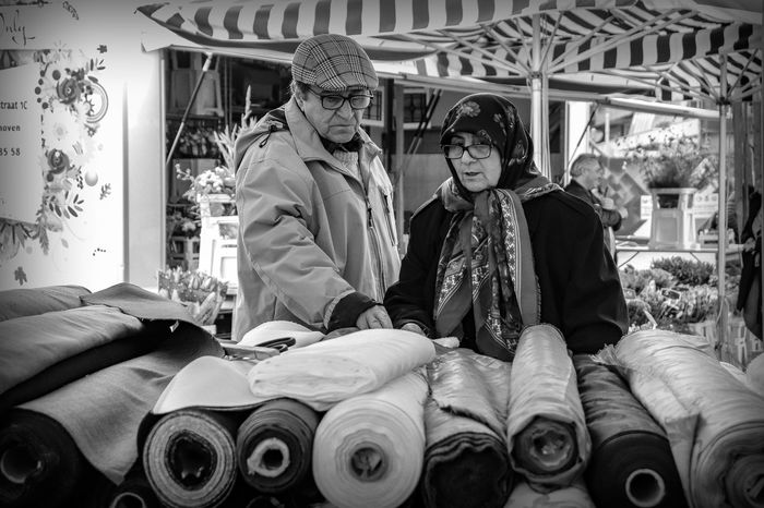 Couple Older People Carpet, Flooring, Coverings, Patterns, Textures, Rugs, Ship, Backgrounds, Colorful, Carpets Market Streetphotography People Photography Woman Bride Bridegroom Togetherness Wedding Men