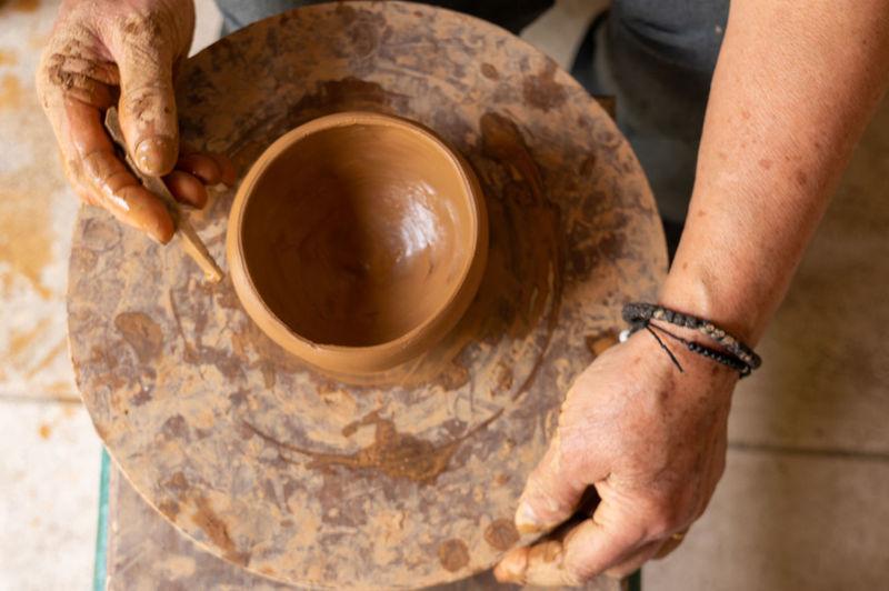 Cyprus pottery
