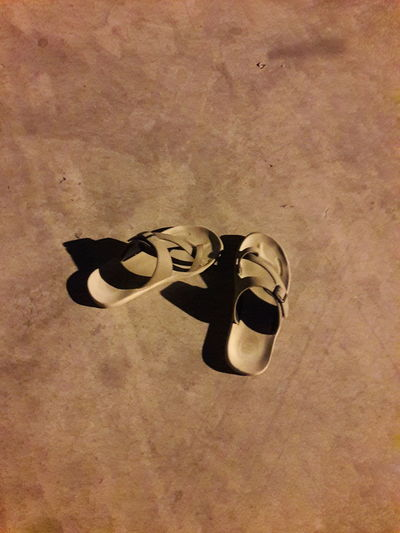 No People My Sandals