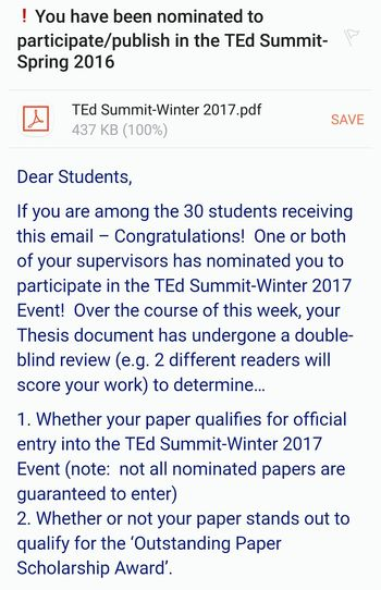 Institute Of Tourism Studies Ift Macau Totally Awesome ThesisTheMoment Thesis Life ThesisDays Thesis Submitted Winter Programs Thanksgod Try My Best Do My Best Surprise! Running Best Paper Nominated ThankyouGodforeverything Totally Worth It