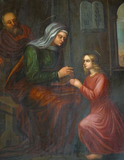 Saint Ann Altar Ann Art Belief Christianity Church Croatia Faith Holy Patron Religion Religious  Sacred Saint Spiritual Spirituality Virgin Mary Worship