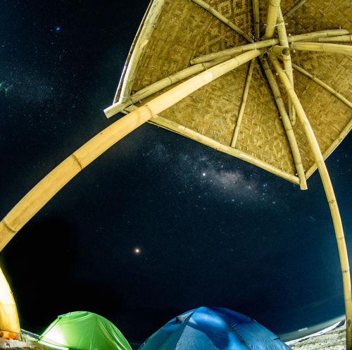 I like my nights with dash of milkyway Longexposure Nightphotography Choosephilippines Andaboholphilippines Astronomy Galaxy Space Star - Space Constellation Close-up Sky Milky Way Starry