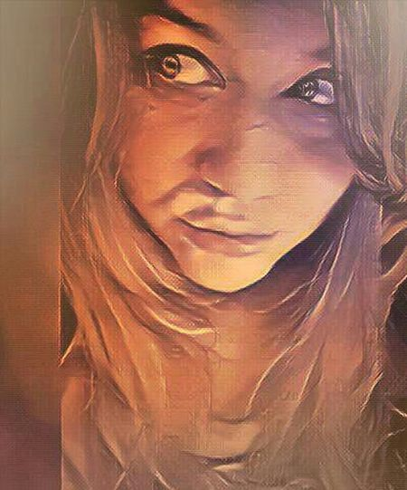 Playing With Filters One Person One Woman Only Portrait Show Me Your 35 Looking At Camera Just Me ♡ Always Looking At You My Oklahoma Fun With Editing :)