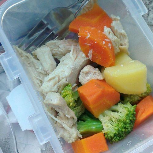 Lunchonthego Schoolruns DaddyDuties Iifym Lunch