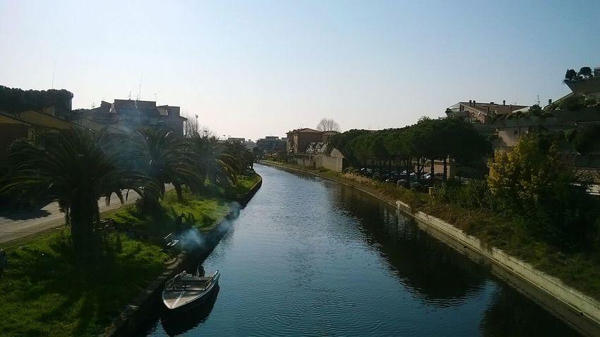 Canal Outdoor Photography Nature In The City Panoramic Smartphonephotography