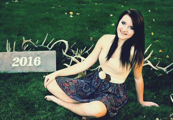 Class Of 2016 Senior Picture Me