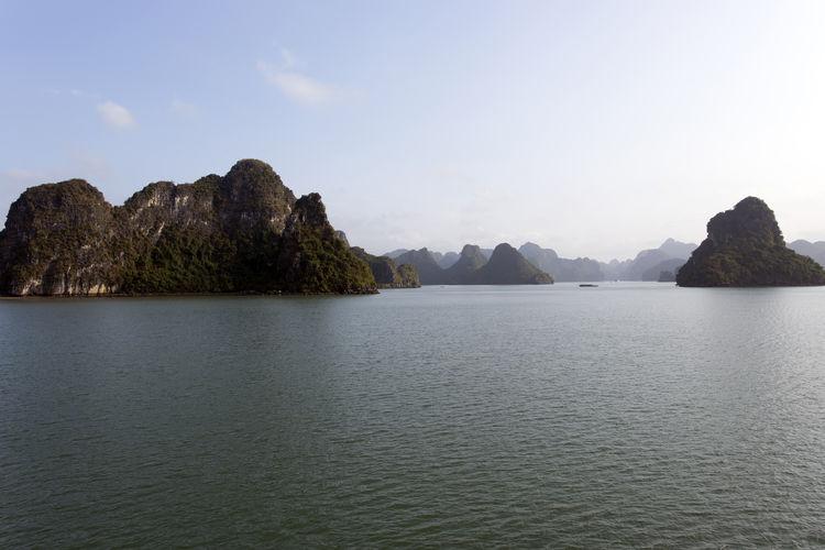 Vietnam Sea Bay