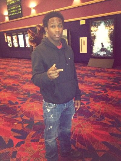 Me At The Movies !