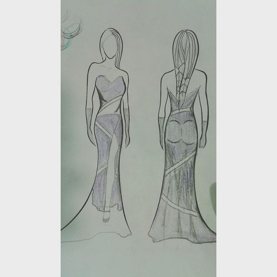 Dress design Cutoff Street Photography Beauty Celebrity Modeling Dress