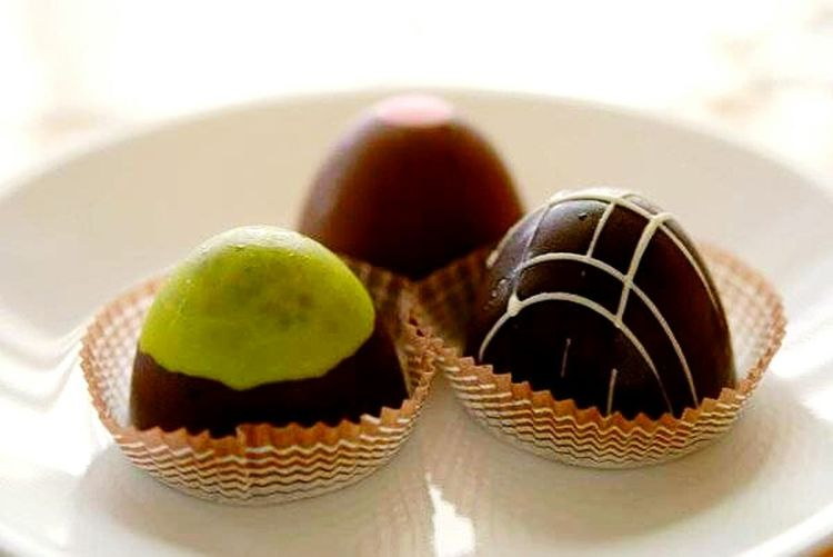 Truffles Chocolate California Love San Francisco Heaven