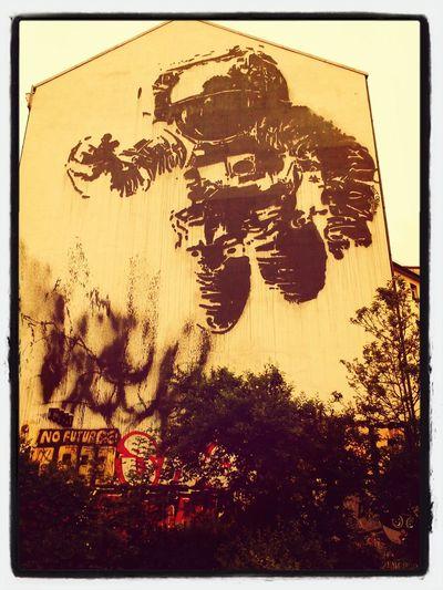 Street Art/Graffiti Kreutzberg Berlin