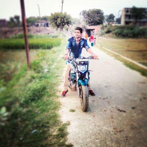 Today_ride Alex Yamaha Yamaha_fzs