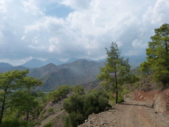 Hiking Lost In The Landscape Trekking Turkey Lycean Way Mountain Nofilter Nofilternoedit Nofiltertravel Onfoot Onfoottravel Sky This Week On Eyeem
