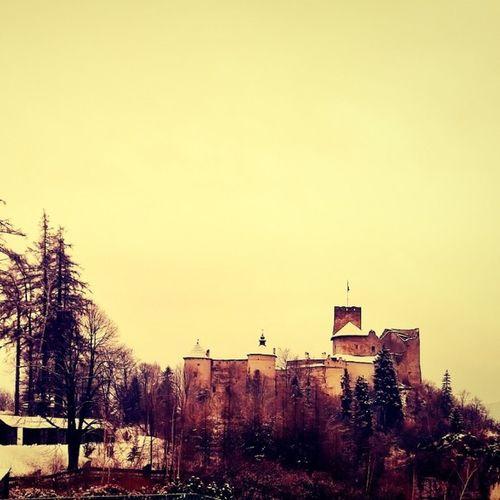 Zamek  Castle Malopolska Niedzica Dunajec
