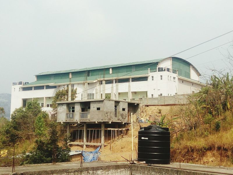 Sports Complex Indoor Stadium Architecture