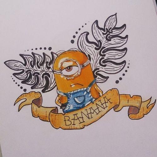 Drawingoftheday Draw Drawing Drawings Picstitch  Picture Pic Picoftheday Pictureoftheday Instadraw Artistsofinstagram ArtWork Art Artist Instaart Artistic Artists Artistsoninstagram Minionrush Minions Minion